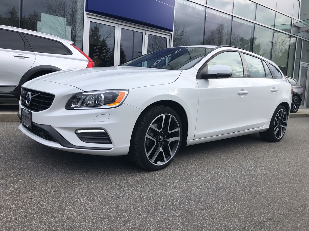 New 2018 Volvo V60 T5 Awd Dynamic 2 9 Financing